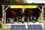 Solar Powered Stage