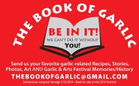 Help Us Write The Book of Garlic