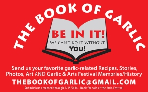 The Book of Garlic