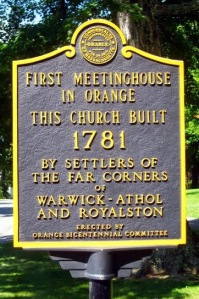 Historic North Orange Community Church